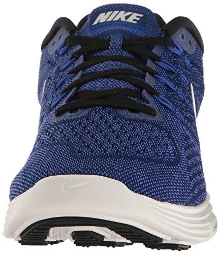 Homme Real Negro Blanco Bleu Cumbre profunda Corriendo Tempo Nike 2 Lunar vnq0IxU1