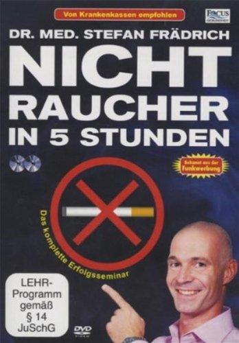NICHTRAUCHER In 5 Stunden ( 2 DVD`s)