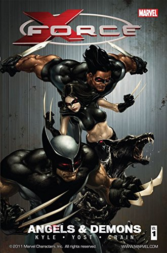 X Force Vol 1 Angels Demons X Force Volume English
