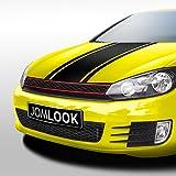 JOM 1L0807103JTI Frontstoßstange im Sport-Design mit Nebelscheinwerfern und Kühlergrill
