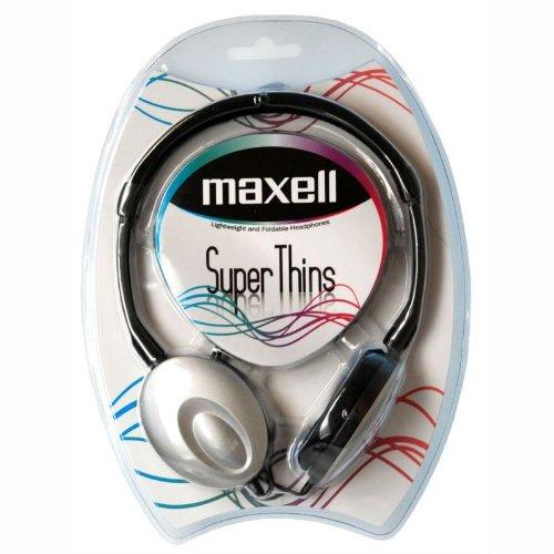 Maxell 303474 Super Thins Mini / (Maxell Leggero Cuffie)