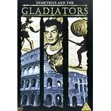 Demetrius The Gladiators - Dvd