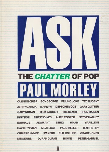 Ask: Chatter of Pop