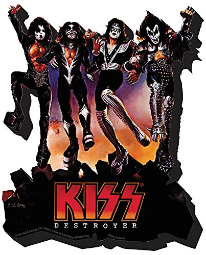 Kiss Destroyer: Chunky Magnet -