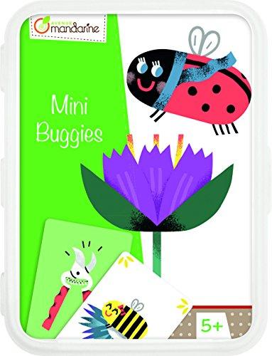 Avenue Mandarine CO105O Un jeu de cartes - Mini Buggies