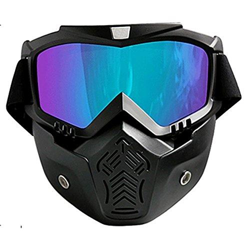 Unisex Gafas esquí - TININNA Máscara Gafas Ski adulto