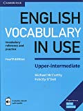 English Vocabulary in Use Upper-Intermediate Book with Answers and Enhanced eBook Fourth Edition
