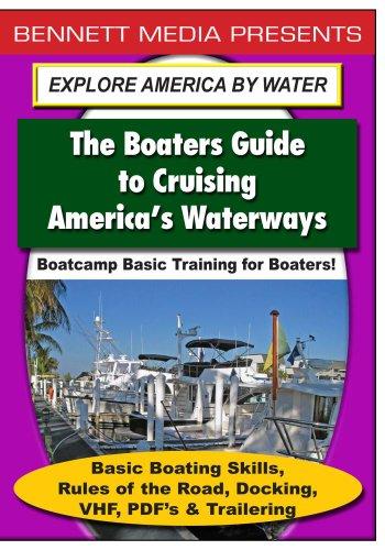 Basic Boating Skills, Rules of the Road, Docking, VHF, PDF\'s & Trailering