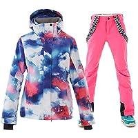 e68cfd3de257 Amazon.co.uk  Pink - Ski Suits   Women  Sports   Outdoors