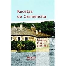 Recetas De Carmencita
