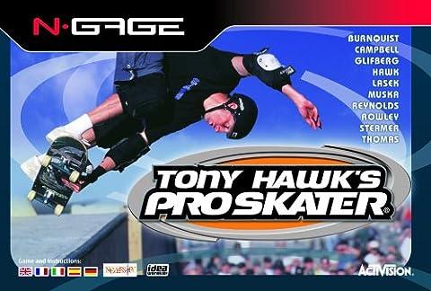 Game Tony Hawk´s Pro Skater für Nokia N-Gage