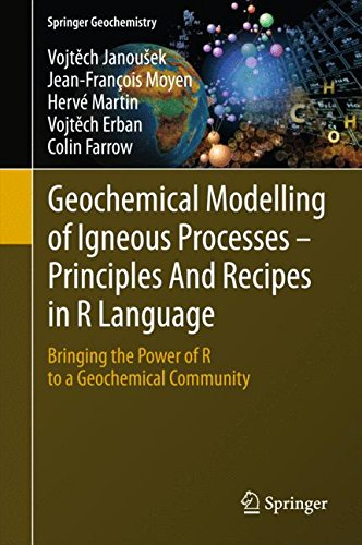Geochemical Modelling of Igneous Processes - Principles And Recipes in R Language : Bringing the Power of R to a Geochemical Community