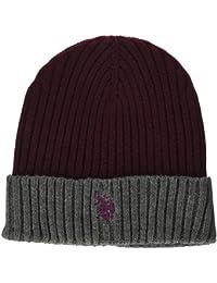 U.S.POLO ASSN. Logo Bicolor Hat, Sombrero para Hombre