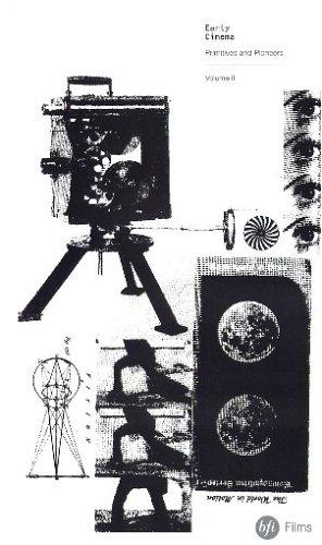 Preisvergleich Produktbild Early Cinema - Primitives And Pioneers - Vol. 2 [VHS] [UK Import]