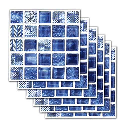 Pegatinas azulejos Autoadhesivo Etiqueta