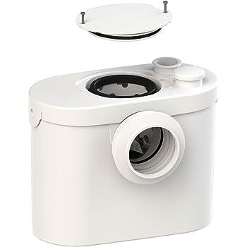 sanibroy 0001up pompe de relevage sanibroyeur up blanc bricolage