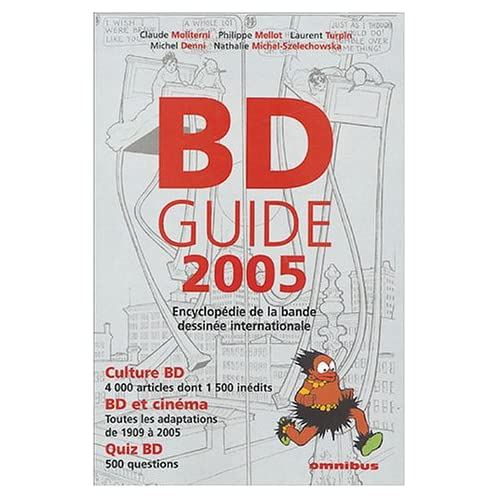 BDGuide : Encyclopédie de la bande dessinée internationale