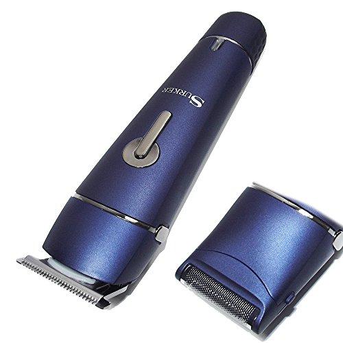Cortapelos recargable impermeable talla pelo afeitadora