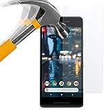 moodie Google Pixel 2 Panzerglas Folie - 2X Premium Glasfolie 9H Panzerglasfolie für Google Pixel 2
