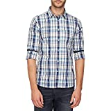 Lee Cooper Men's Casual Shirt (8907350735830_1000737641001_ S_ Green)