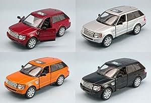 Kinsmart Range Rover Sport 1:38 Scale Diecast Car