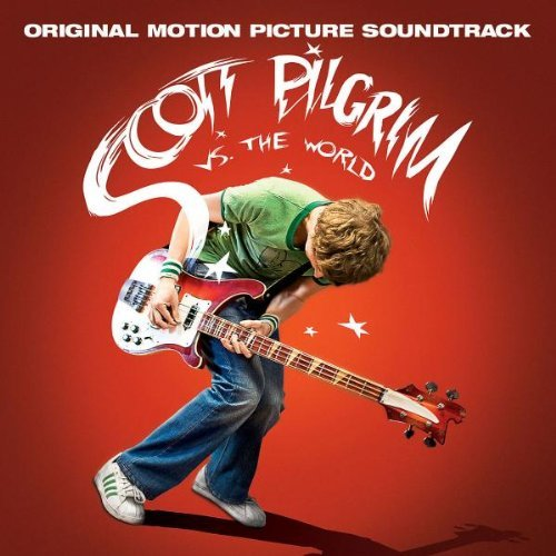 Scott Pilgrim Vs The World - Original Soundtrack by Various Artist (2010-08-10)