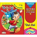 Coffret Oui-Oui 2 et Télétubbies 2 + Figurine
