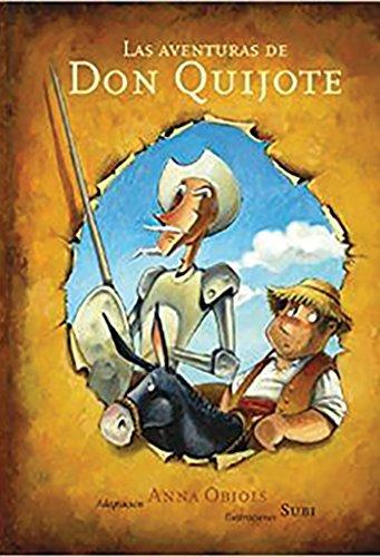 Las aventuras de Don Quijote (Lumen ilustrados) por Anna Obiols