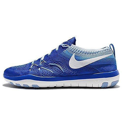 Nike 844817-401, Chaussures de Sport Femme Bleu