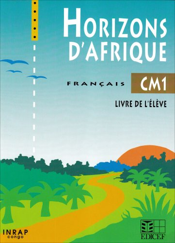 Download Horizon D Afrique Cm1 Congo Eleve Pdf Werdheriaam