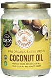 Coconut Merchant Extra Virgin Organic Raw Coconut Oil 500ml