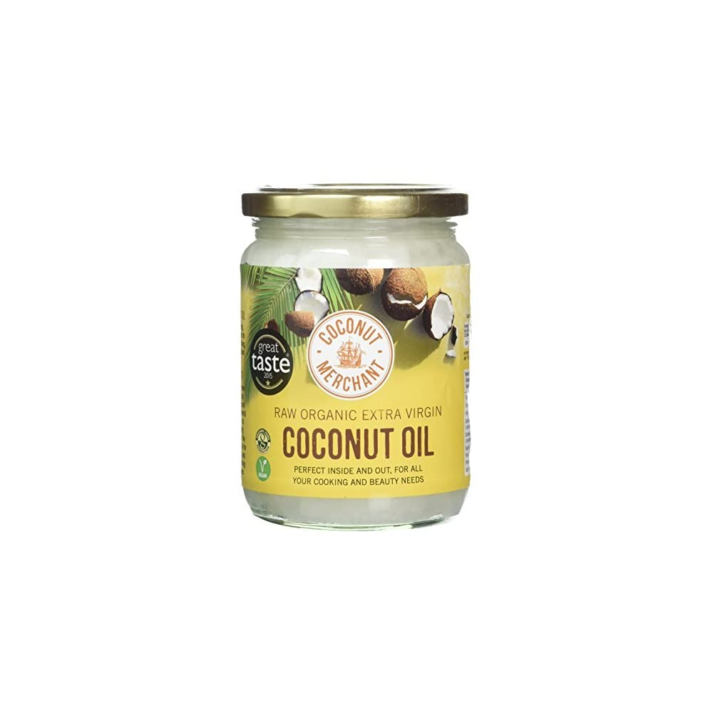 500ml Coconut Merchant Bio Kokosl Extra Virgin Roh