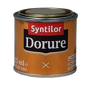 dorure SYNTILOR 125 ml, coloris cuivre 30 % de métal pur . pour tout type de support