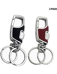 KEKU 2 Pack Key Chain Bottle Keychain for Men and Women 2e19850f3