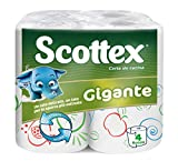 Scottex - Gigante, Carta da Cucina - 2 confezioni da 4 rotoli [8 rotoli]