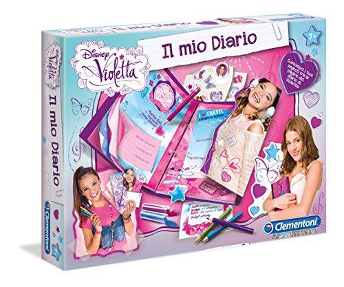Clementoni 15974 Violetta - Il Mio Diario Musicale