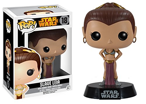 Funko Pop Princesa Leia esclava (18) Funko Pop Star Wars