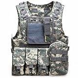 #10: Outdoor Tactical Vest Multi Pockets Fishing Vest Oxford Sports Equipment-parent