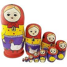 Suchergebnis Auf Amazon De Fur Babuschka Puppen