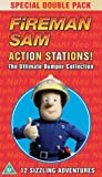 Picture Of Fireman Sam - Action Stations (The classic original series) [VHS]