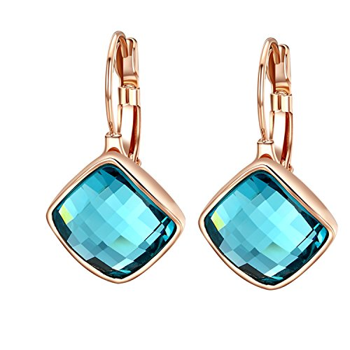 yoursfs-sapphire-crystal-leverback-earrings-women-square-drop-earrings-for-evening-party-blue-18ct-r