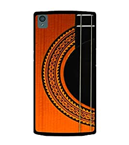 PrintVisa Back Cover for OnePlus X (Multi-coloured)