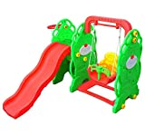 HOMCOM Kids Garden Playground 3in1 with Swing