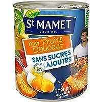 St Mamet mes fruits douceurs 840g - Prix Unitaire - Livraison Gratuit Sous 3 Jours