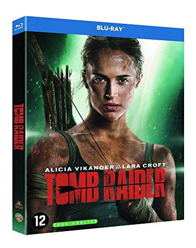 Tomb Raider (2018) – Blu-Ray