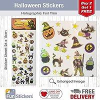 Fun Stickers Halloween 963