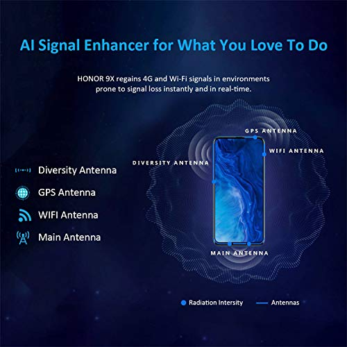 Zoom IMG-6 honor 9x smartphone 2020 new