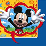 Mickey Mouse 'Fun and Friends' Large Napkins (16ct)
