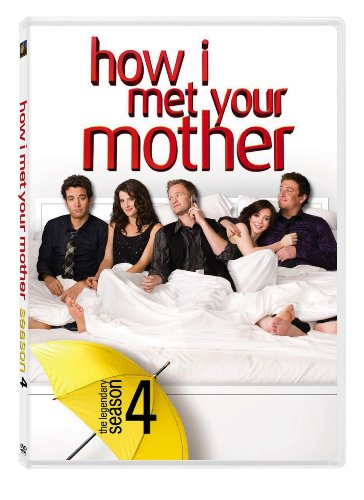 Click for larger image of How I Met Your Mother: Season 4 [DVD] [Region 1] [US Import] [NTSC]