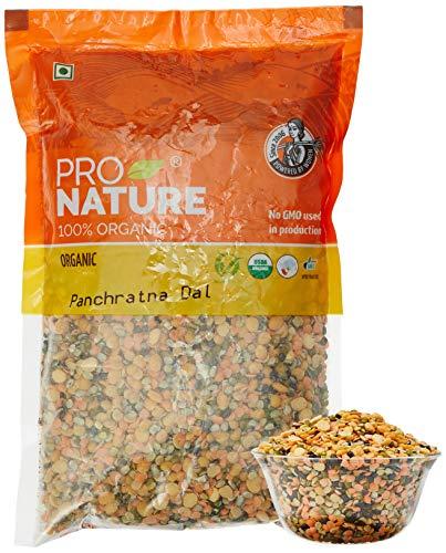 Pro Nature 100% Organic Panchratna Dal, 500g